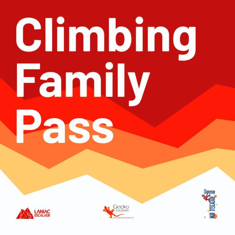 Climbing Family Pass